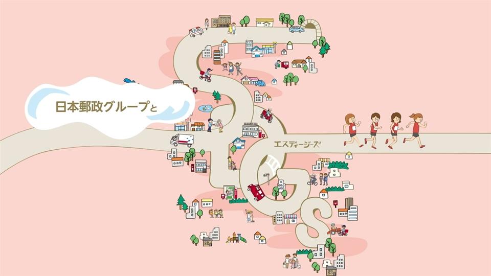 日本郵政グループとSDGs
