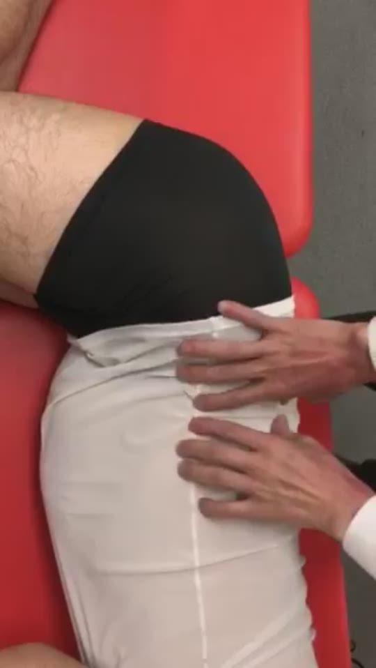 股関節 即効性調整 腸骨稜