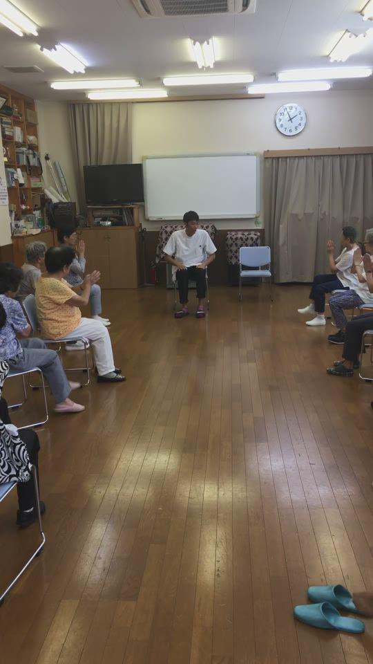 亀田体操4