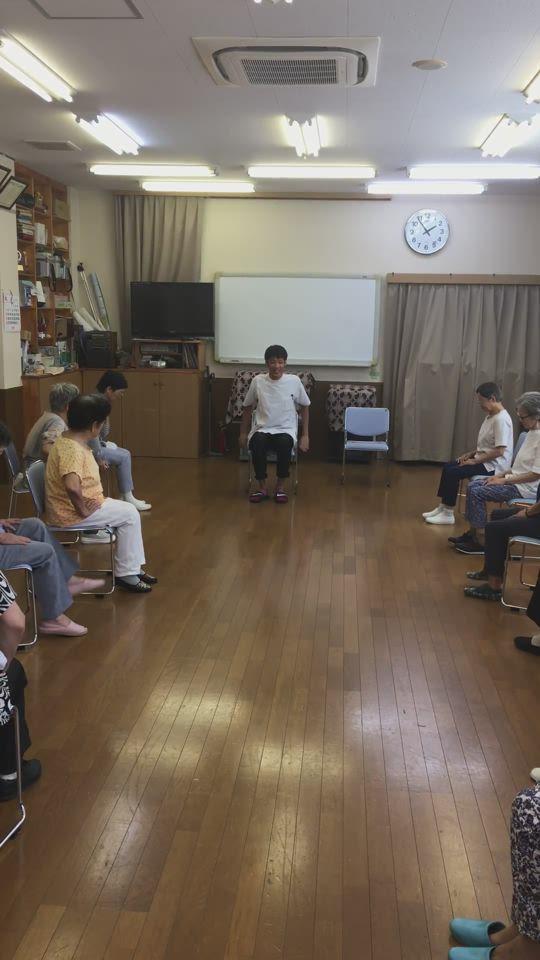亀田体操1
