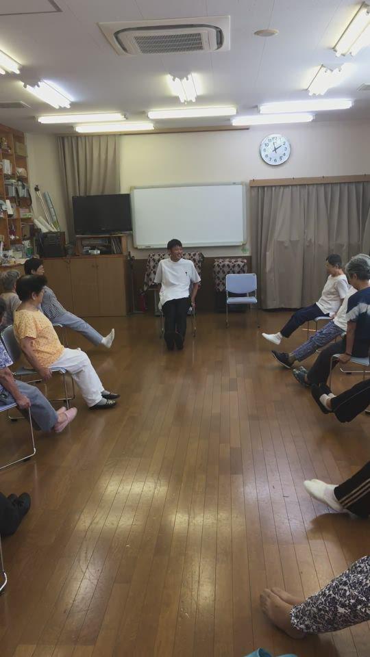 亀田体操5