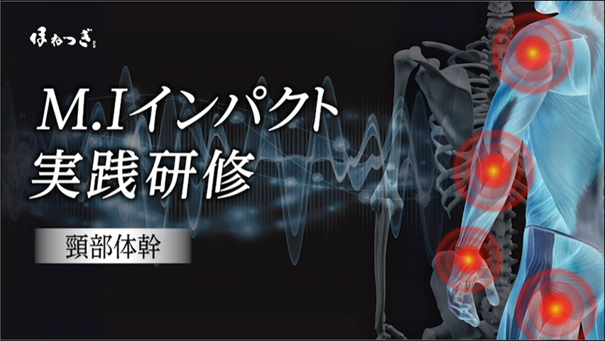 M.I研修(3)顎部体幹