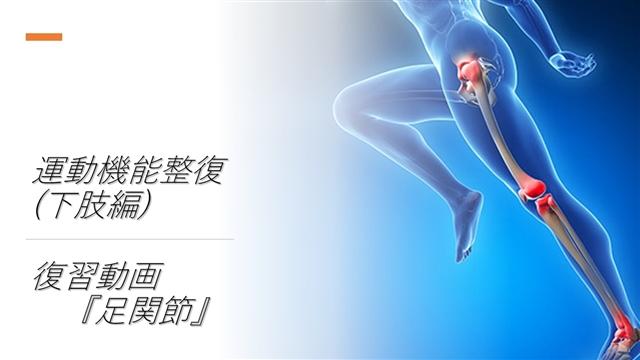 復習用:実技_膝関節(運動機能セミナー下肢編)