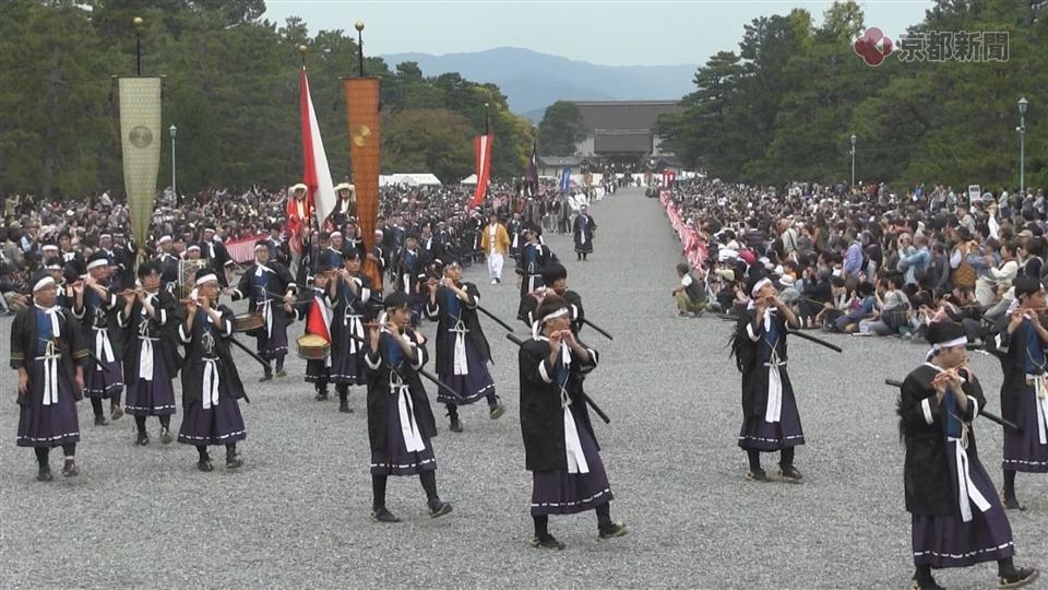 時代祭(2016年10月22日)