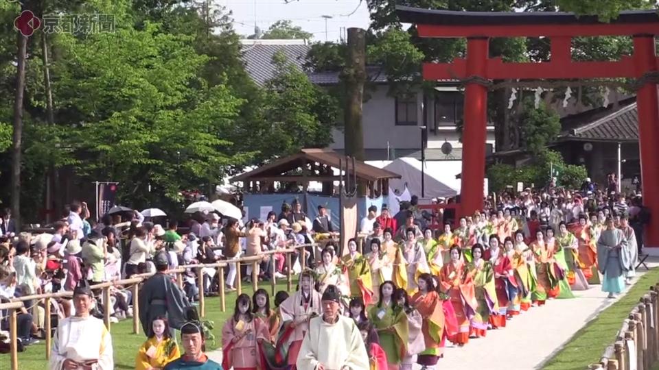葵祭 下鴨神社~上賀茂神社(2018年5月15日)