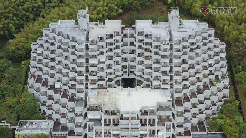 ドローン空撮企画ソラドリ「ライフ・イン京都」(2019年9月13日)