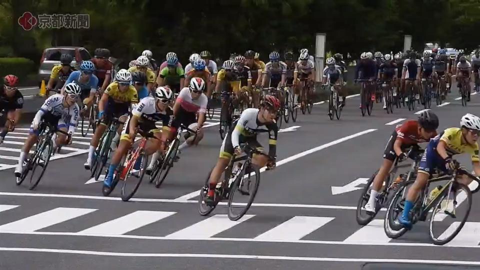 けいはんなサイクルレース(2019年9月16日 京都府精華町)