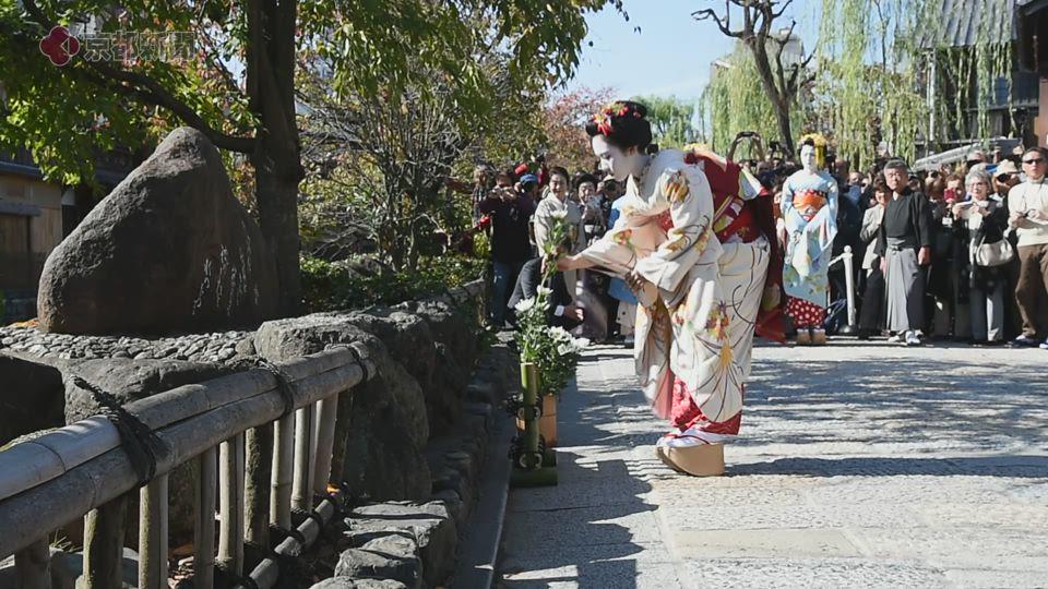 かにかくに祭(2019年11月8日 京都市東山区)